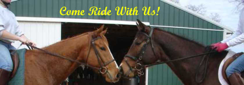 Dun-Pikin Farm - Come Ride With Us!